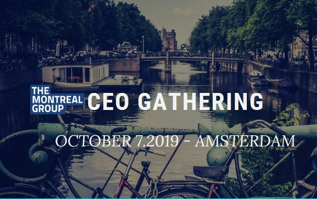 CEO Gathering 2019 Amsterdam