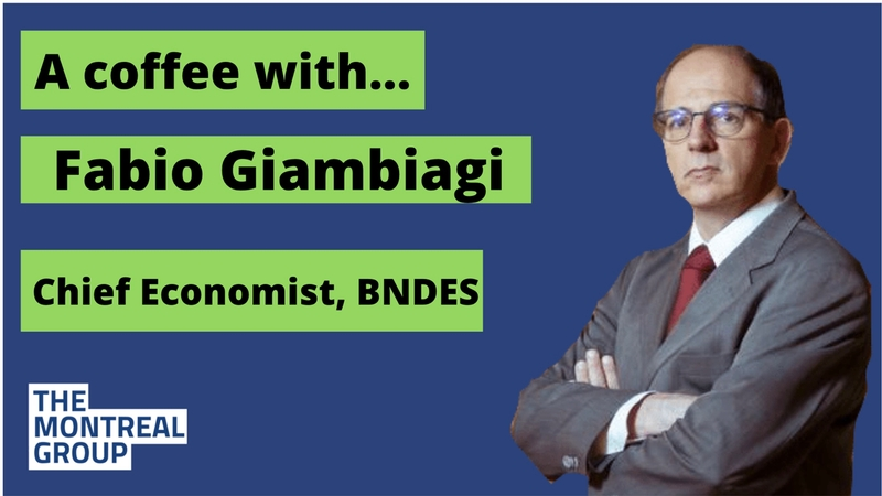 Cover photo- A coffee with... BNDES